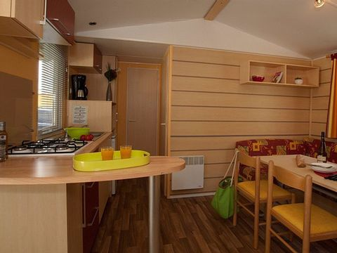 MOBILHOME 6 personnes - COTTAGE CONFORT