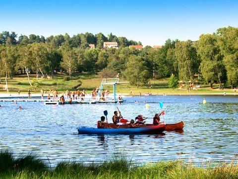 Domaine du Lac de Miel - Camping Correze - Image N°11