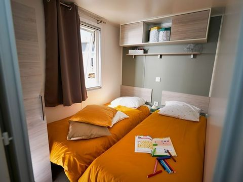 MOBILHOME 6 personnes - 2 chambres (MH46)