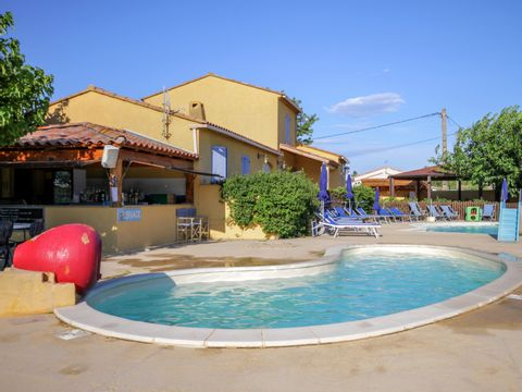 Vaucluse  Camping Les Sources - Camping Vaucluse - Afbeelding N°6