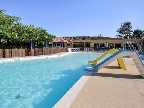 Vaucluse  Camping Les Sources - Camping Vaucluse - Afbeelding N°5