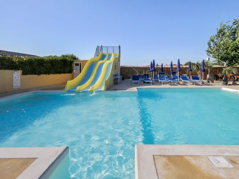 Vaucluse  Camping Les Sources - Camping Vaucluse - Afbeelding N°2