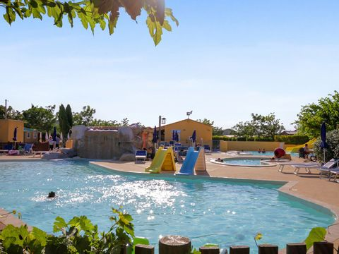 Vaucluse  Camping Les Sources - Camping Vaucluse - Afbeelding N°7