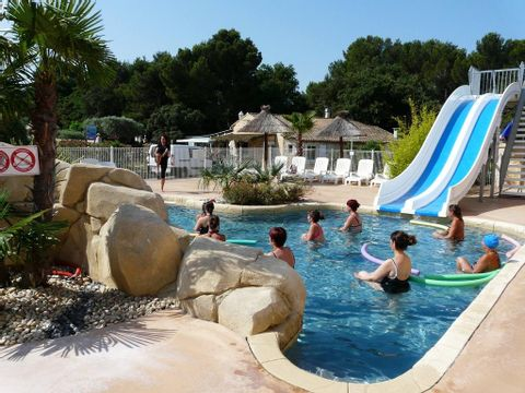 Camping La Montagne - Camping Vaucluse - Image N°2