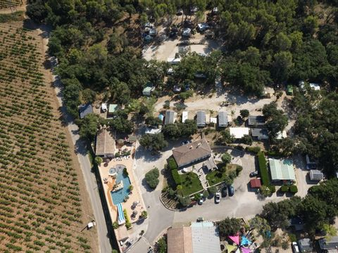 Camping La Montagne - Camping Vaucluse - Image N°12