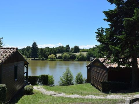 Camping Village Vacances du Lac  - Camping Haute-Garonne - Image N°8
