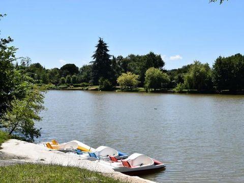 Camping Village Vacances du Lac  - Camping Haute-Garonne - Image N°11