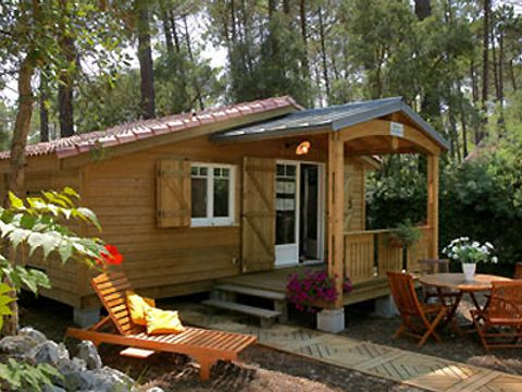 CHALET 6 personnes - CHARLAY
