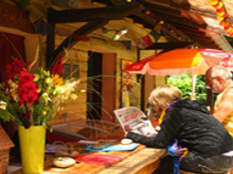 Haute-Garonne  Camping Namaste - Camping Haute-Garonne - Afbeelding N°12