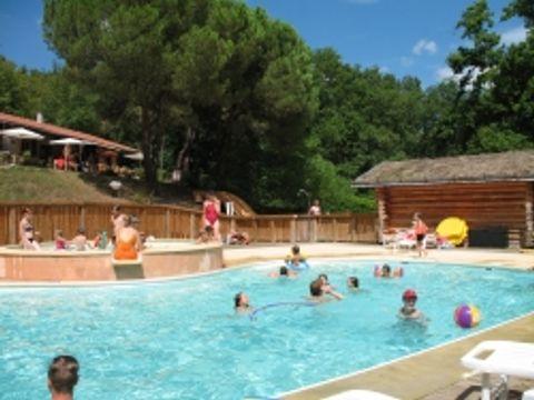 Haute-Garonne  Camping Namaste - Camping Haute-Garonne - Afbeelding N°8