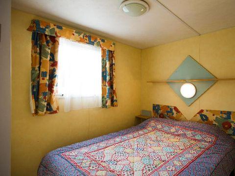 MOBILHOME 6 personnes - Cottage PELLEHAUT