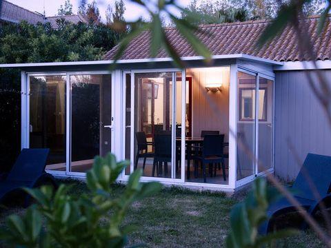 Camping Lodges Mediterranée - Camping Herault - Image N°7