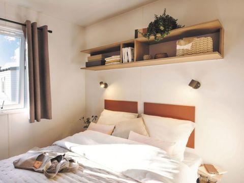 MOBILHOME 8 personnes - Grand loft - 3 chambres