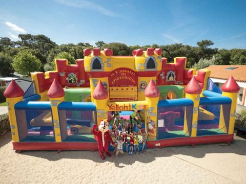 Camping Le Littoral - Camping Vendée - Image N°13