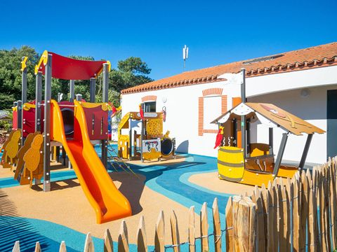 Camping Le Littoral - Camping Vendée - Image N°11