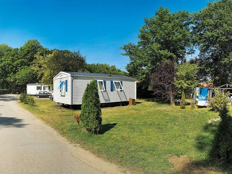 MOBILHOME 6 personnes - Relax, 2 chambres