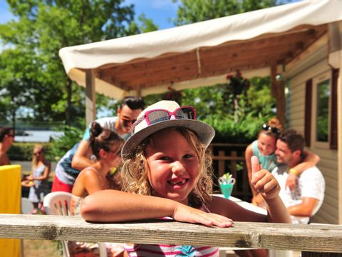 Camping Domaine d'Eurolac - Camping Landes - Image N°12