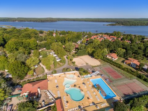 Camping Domaine d'Eurolac - Camping Landes - Image N°19