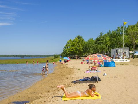 Camping Domaine d'Eurolac - Camping Landes - Image N°16