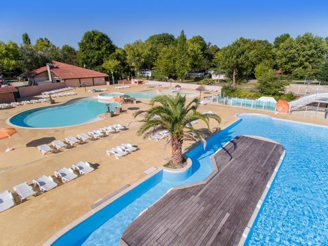 Camping Domaine d'Eurolac - Camping Landes - Image N°2