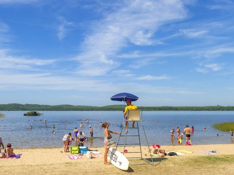Camping Domaine d'Eurolac - Camping Landes - Image N°15