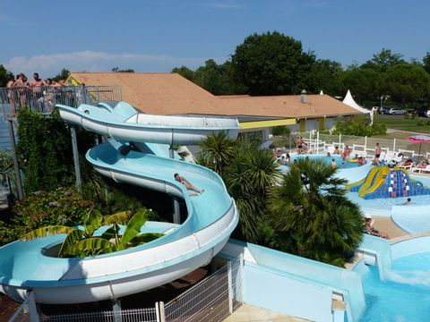 To sur Camping Lou Broustaricq  - Camping Landes - Image N°3