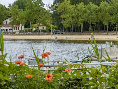 To sur Camping Lou Broustaricq  - Camping Landes - Image N°16