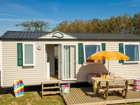 MOBILHOME 6 personnes - Classic - 3 chambres (H6P3)