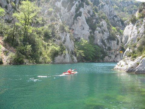Camping  Les Tours - Camping Aveyron - Image N°11