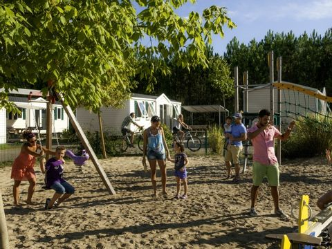 Camping Les Vignes - Camping Landes - Image N°18