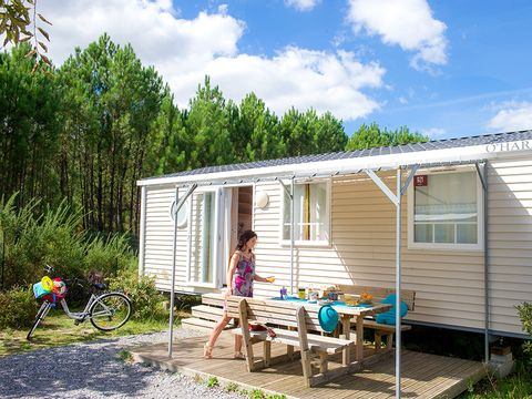 Camping Les Vignes - Camping Landes - Image N°35