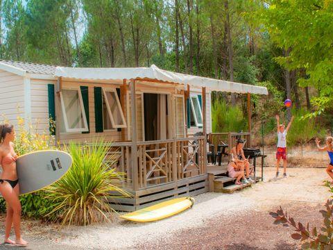 Camping Les Vignes - Camping Landes - Image N°34