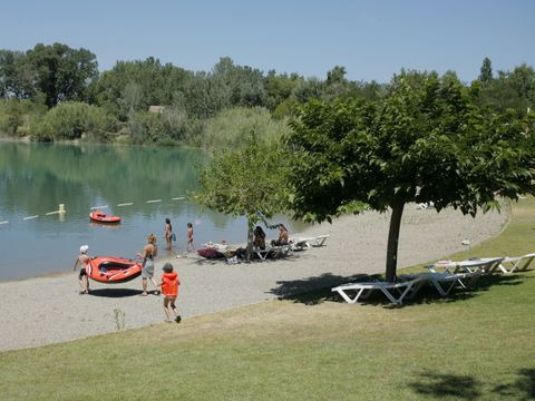 Camping Domaine des Iscles - Camping Bouches-du-Rhône - Image N°12