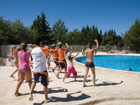 Camping Domaine des Iscles - Camping Bouches-du-Rhône - Image N°2
