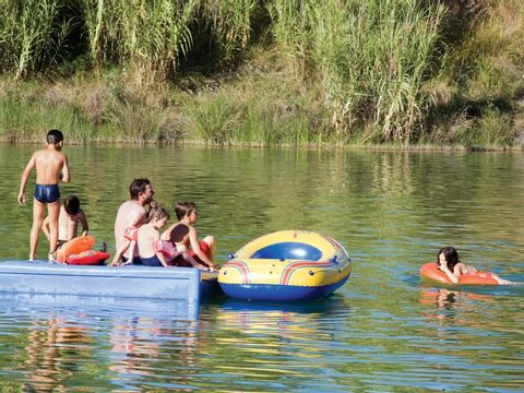 Camping Domaine des Iscles - Camping Bouches-du-Rhône - Image N°13