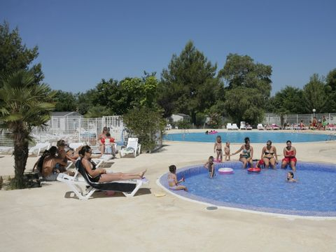 Camping Domaine des Iscles - Camping Bouches-du-Rhône - Image N°4