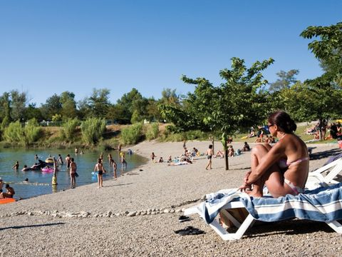 Camping Domaine des Iscles - Camping Bouches-du-Rhône - Image N°11