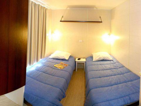 MOBILHOME 6 personnes - Suite Charme 2ch et 1 suite (en arrivée samedi)