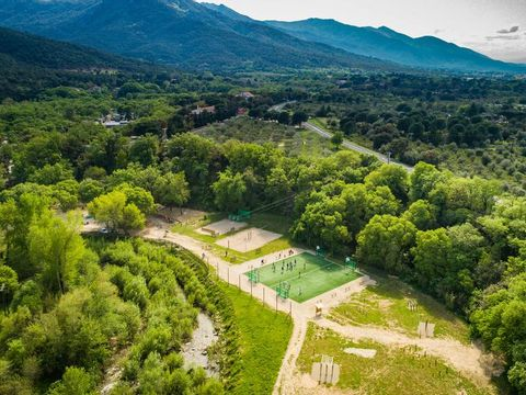 Camping Le Bois Fleuri - Camping Pyrenees-Orientales - Image N°15
