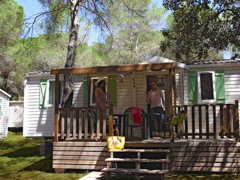 BUNGALOW 8 personnes - 3 chambres