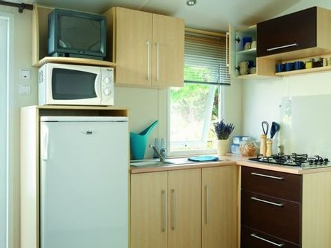 MOBILHOME 6 personnes - FAMILY (tv +wifi)