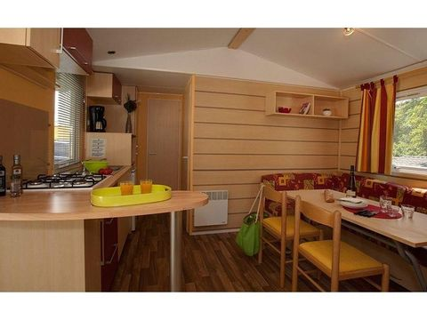 MOBILHOME 5 personnes - COTTAGE CONFORT