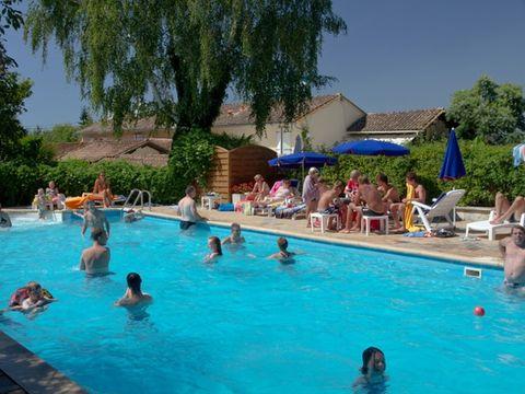 Camping Le Pressoir   - Camping Gironde