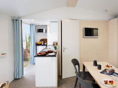 MOBILHOME 4 personnes - FAMILY