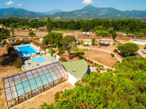 Camping Domaine d'Anghione - Camping Corse du nord - Image N°2