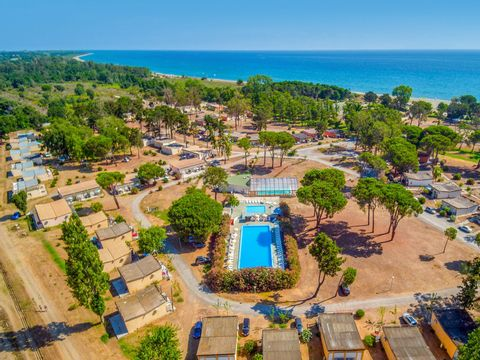 Camping Domaine d'Anghione - Camping Corse du nord