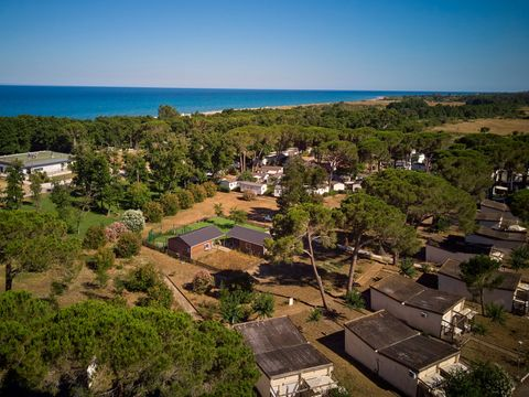 Camping Domaine d'Anghione - Camping Corse du nord - Image N°23