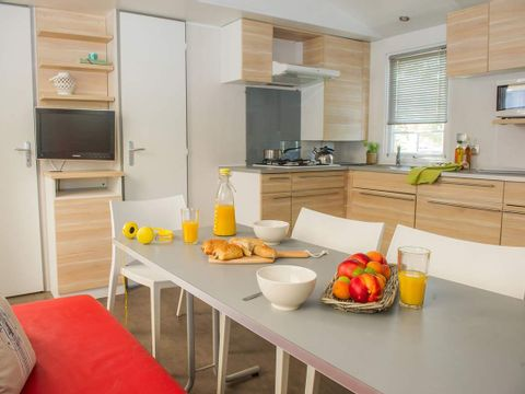 MOBILHOME 6 personnes - Cosy, 2 chambres + clim