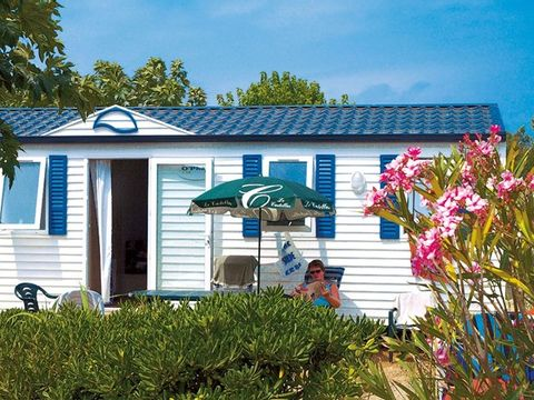 MOBILHOME 6 personnes - Relax, 3 chambres