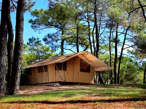 Camping La Tama - Camping Herault